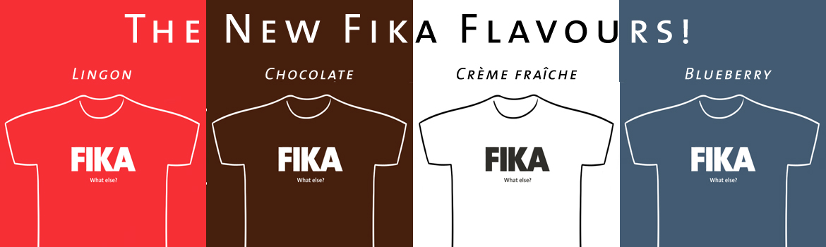 Fika flavours